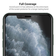 Load image into Gallery viewer, iPhone 11 Pro Tempered Glass Screen Protector - InvisiGuard 2.0 Series