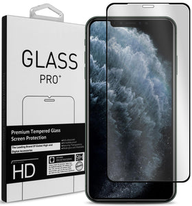 iPhone 11 Pro Clear Case - Slim Hard Phone Cover - ClearGuard Series