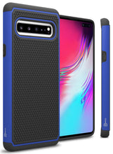 Load image into Gallery viewer, Samsung Galaxy S10 5G Case - Heavy Duty Protective Hybrid Phone Cover - HexaGuard Series