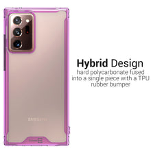 Load image into Gallery viewer, Samsung Galaxy Note 20 Ultra Clear Case Hard Slim Protective Phone Cover - Pure View Series