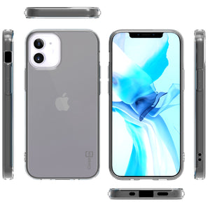Apple iPhone 12 Case - Slim TPU Silicone Phone Cover - FlexGuard Series
