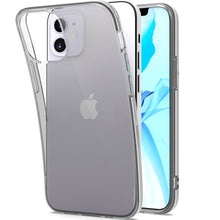 Load image into Gallery viewer, Apple iPhone 12 Case - Slim TPU Silicone Phone Cover - FlexGuard Series