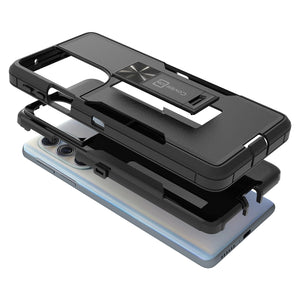 iPhone 11 Clear Case Premium Hard Shockproof Phone Cover - Unity Series