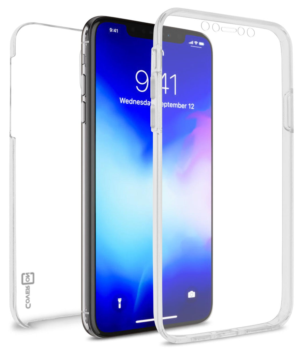 iPhone 11 Pro Full Body Case with Screen Protector - SlimGuard Series