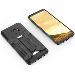 Samsung Galaxy S9 Plus Kickstand Credit Card Holder SlideCard Case