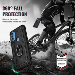 Samsung Galaxy A50 / A50s / A30s Case - Heavy Duty Shockproof Clear Phone Cover - EOS Series