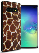 Load image into Gallery viewer, Samsung Galaxy S10 Plus Case Safari Skin Slim Fit TPU Animal Print Phone Cover