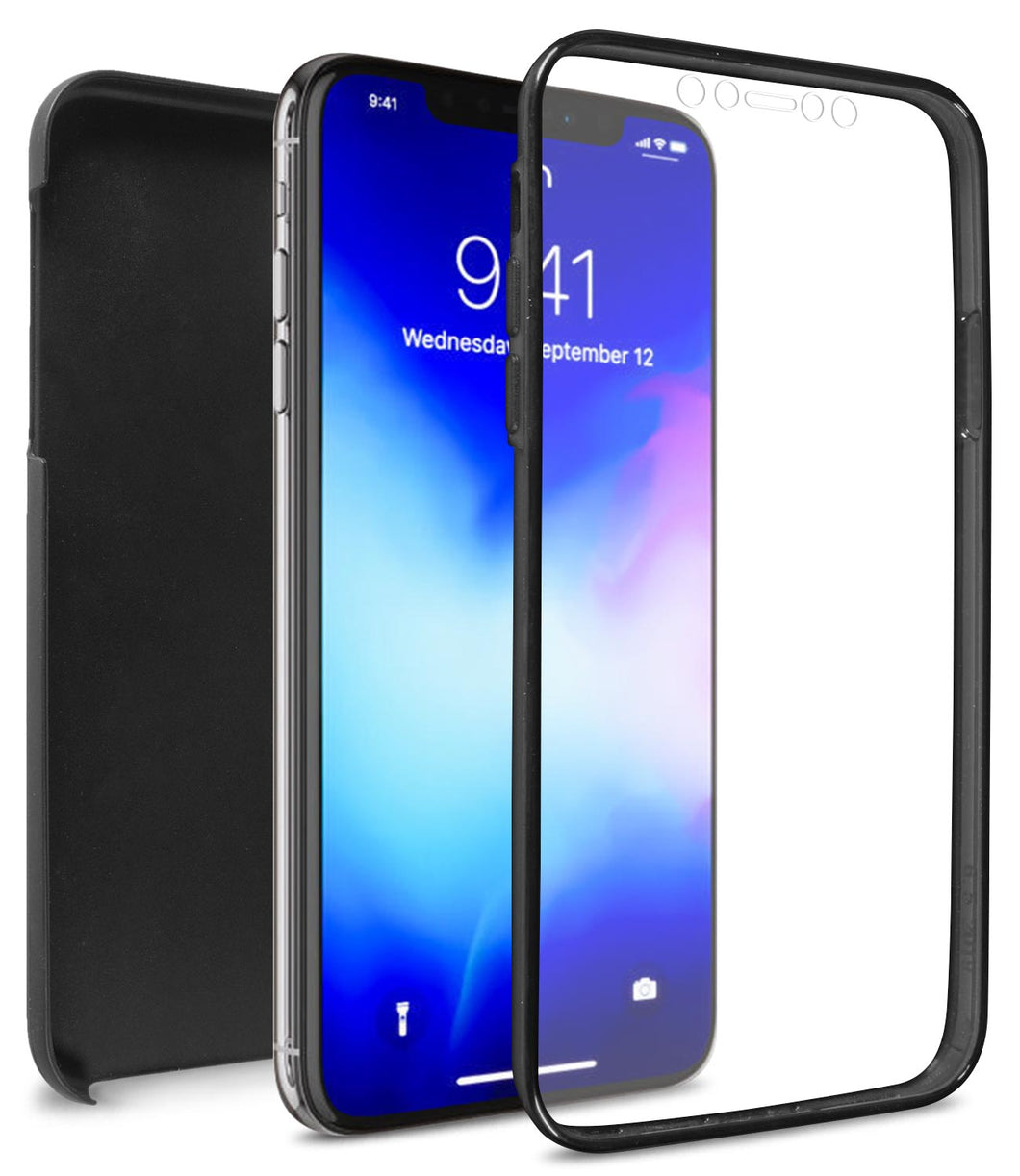 iPhone 11 Full Body Case with Screen Protector - SlimGuard Series