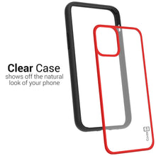 Load image into Gallery viewer, iPhone 11 Pro Max Case Clear Premium Hard Shockproof Phone Cover - Unity Series