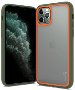 iPhone 11 Pro Max Case Clear Premium Hard Shockproof Phone Cover - Unity Series