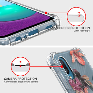 Samsung Galaxy A02 / Galaxy M02 Case - Slim TPU Silicone Phone Cover - FlexGuard Series