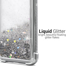 Load image into Gallery viewer, LG K51 / Reflect Case - Liquid Glitter TPU Phone Cover - Sparkle Series