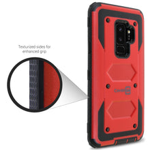 Load image into Gallery viewer, Samsung Galaxy S9 Plus Case - Heavy Duty Shockproof Phone Cover - Tank Series