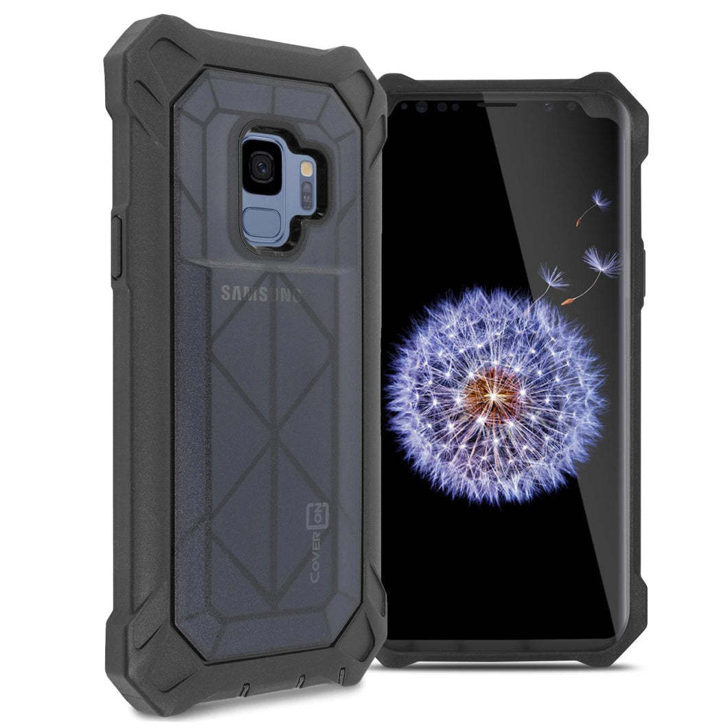 Samsung Galaxy S9 Case VitaCase Protective Full Body Heavy Duty Phone Cover