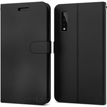 Load image into Gallery viewer, LG Stylo 7 5G Wallet Case - RFID Blocking Leather Folio Phone Pouch - CarryALL Series