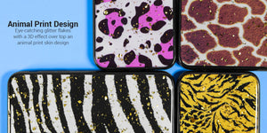 Samsung Galaxy Note 9 Case Safari Skin Slim Fit TPU Animal Print Phone Cover