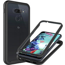 Load image into Gallery viewer, LG Q70 Case - Heavy Duty Shockproof Clear Phone Cover - EOS Series