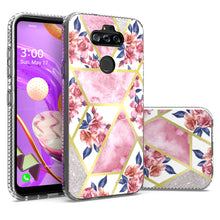 Load image into Gallery viewer, LG Aristo 5 / Aristo 5+ Plus Design Case - Shockproof TPU Grip IMD Design Phone Cover