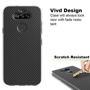 LG Aristo 5 / Aristo 5+ Plus Design Case - Shockproof TPU Grip IMD Design Phone Cover