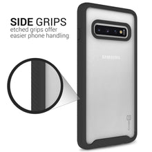 Load image into Gallery viewer, Samsung Galaxy S10 Plus Case - Heavy Duty Shockproof Clear Phone Cover - EOS Series