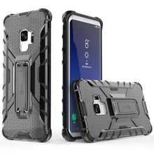 Load image into Gallery viewer, Samsung Galaxy S9 Kickstand Case Hive Series Protective Phone Cover