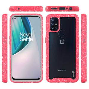 OnePlus Nord N10 5G Case - Heavy Duty Shockproof Clear Phone Cover - EOS Series