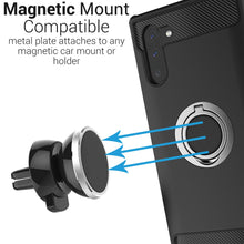 Load image into Gallery viewer, Samsung Galaxy Note 10 Case with Ring - Magnetic Mount Compatible - RingCase Series