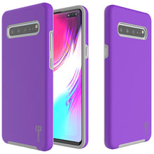 Load image into Gallery viewer, Samsung Galaxy S10 5G Case Protective Hybrid Phone Cover - Rugged Series