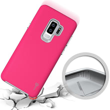 Load image into Gallery viewer, Samsung Galaxy S9 Plus Case - Slim Protective Hybrid Phone Cover - Rugged Series