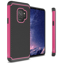 Load image into Gallery viewer, Samsung Galaxy S9 Case - Heavy Duty Protective Hybrid Phone Cover - HexaGuard Series