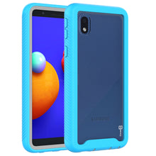 Load image into Gallery viewer, Samsung Galaxy A01 Core / Galaxy M01 Core Case - Heavy Duty Shockproof Clear Phone Cover - EOS Series