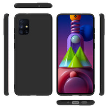 Load image into Gallery viewer, Samsung Galaxy M51 Case - Slim TPU Silicone Phone Cover - FlexGuard Series