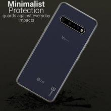 Load image into Gallery viewer, LG V60 ThinQ 5G Case - Slim TPU Rubber Phone Cover - FlexGuard Series