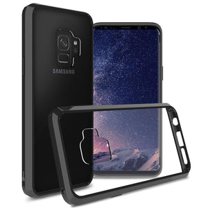Samsung Galaxy S9 Clear Case - Slim Hard Phone Cover - ClearGuard Series