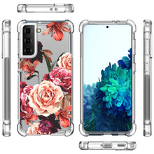 Load image into Gallery viewer, Samsung Galaxy S21 Case - Slim TPU Silicone Phone Cover - FlexGuard Series