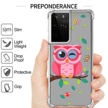 Load image into Gallery viewer, Samsung Galaxy S21 Ultra Case - Slim TPU Silicone Phone Cover - FlexGuard Series