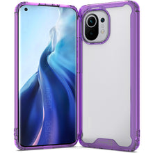 Load image into Gallery viewer, XiaoMi Mi 11 Clear Case Hard Slim Protective Phone Cover - Pure View Series