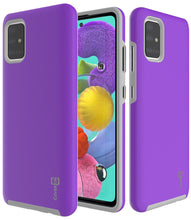 Load image into Gallery viewer, Samsung Galaxy A71 Case Protective Hybrid Phone Cover - Rugged Series