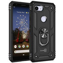 Load image into Gallery viewer, Google Pixel 3a Case with Metal Ring Kickstand - Resistor Series