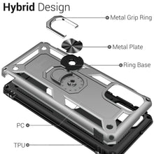Load image into Gallery viewer, Samsung Galaxy S20 Plus Case with Metal Ring - Resistor Series
