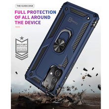 Load image into Gallery viewer, Samsung Galaxy A02s Case with Metal Ring - Resistor Series