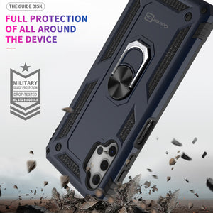 Samsung Galaxy A32 5G Case with Metal Ring - Resistor Series