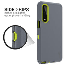 Load image into Gallery viewer, LG Stylo 7 5G Case - Heavy Duty Shockproof Case