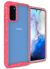 Load image into Gallery viewer, Samsung Galaxy S20 Case - Heavy Duty Shockproof Clear Phone Cover - EOS Series