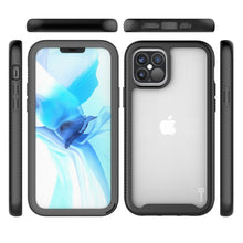 Load image into Gallery viewer, Apple iPhone 12 / iPhone 12 Pro Case - Heavy Duty Shockproof Clear Phone Cover - EOS Series