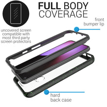 Load image into Gallery viewer, Google Pixel 4a 5G Case - Heavy Duty Shockproof Clear Phone Cover - EOS Series