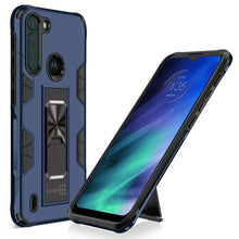 Load image into Gallery viewer, Motorola Moto One Fusion Case with Magnetic Kickstand Ring
