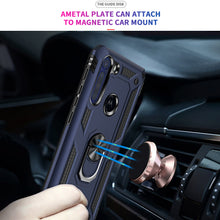 Load image into Gallery viewer, Motorola Moto One Fusion Case with Metal Ring - Resistor Series