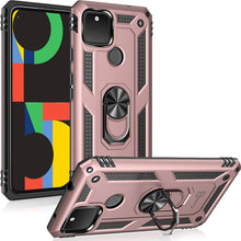 Load image into Gallery viewer, Google Pixel 4a 5G Case with Metal Ring - Resistor Series