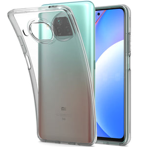 Xiaomi Note 9 Pro 5G / Mi 10T Lite 5G Case - Slim TPU Silicone Phone Cover - FlexGuard Series